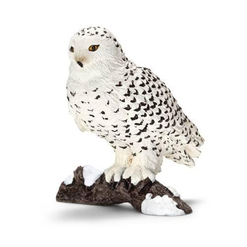 Schleich Wild Life 14671 Snowy Owl