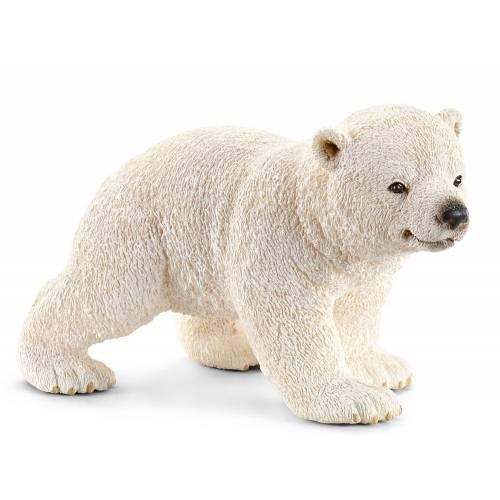 Schleich Wild Life 14708 Polar Bear Cub Walking