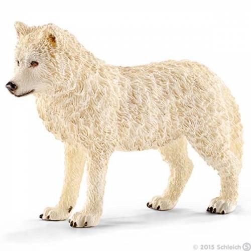 Schleich Wild Life 14742 Arctic Wolf