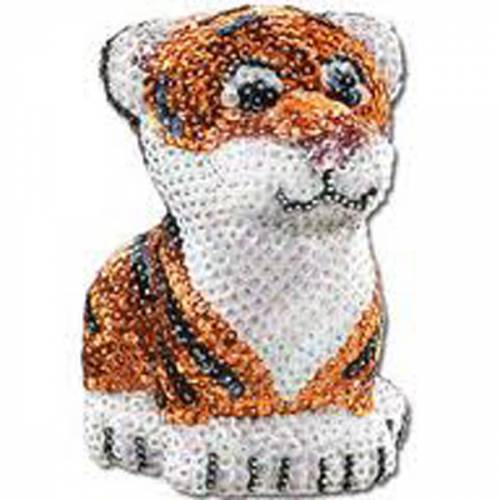Sequin Art Ltd. Sequin Art 3D Tiger 1122