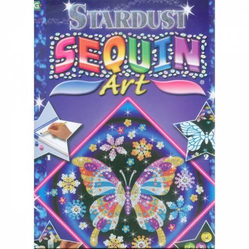 Sequin Art Ltd. Sequin Art Stardust Butterfly 1012