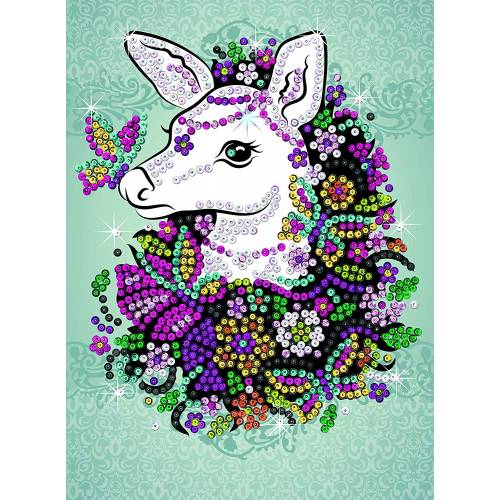 Sequin Art Ltd. Sequin Art Teen Craft Doe 1811