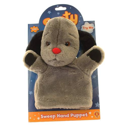 Sooty Hand Puppet - Sweep