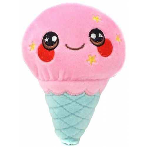 Squeezamals Dessert Series Medium Plush - Louise the Icecream