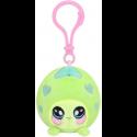 Squeezamals Series 2 Clip on Plush - Green Turtle