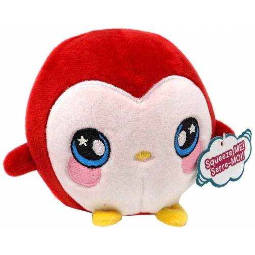 Squeezamals Series 2 Medium Plush - Paulina the Penguin