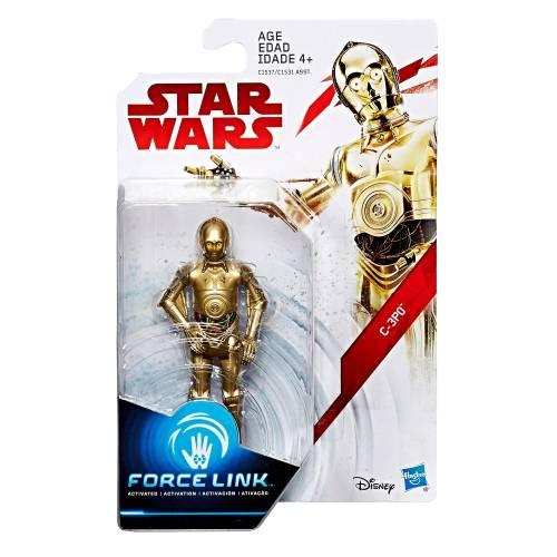 Star Wars Force Link Figure - C-3PO