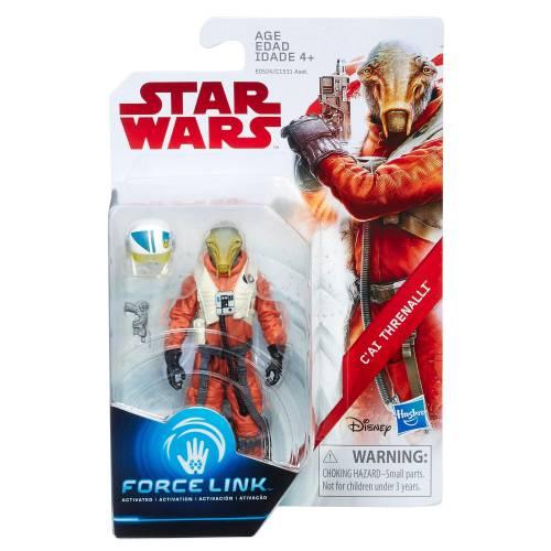 Star Wars Force Link Figure - C'ai Threnalli
