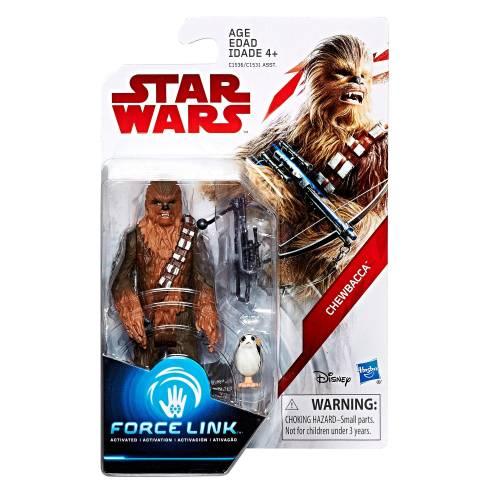 Star Wars Force Link Figure - Chewbacca