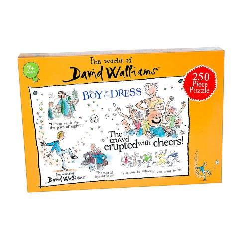 The World Of David Walliams - Boy in the Dress 250pc Puzzle