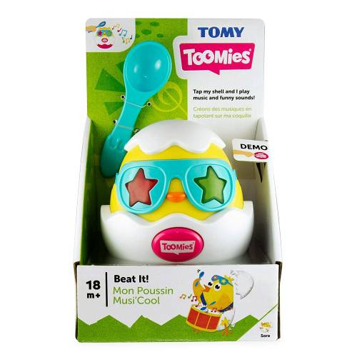 Tony Toomies Beat It!