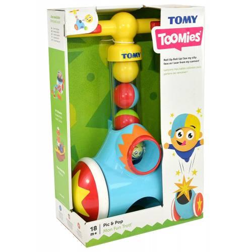 Tony Toomies Pic & Pop