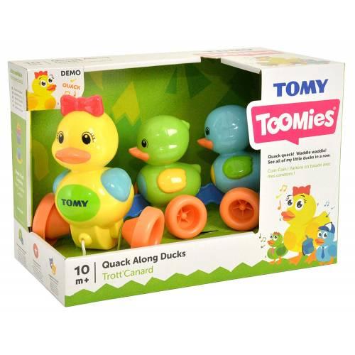 Tony Toomies Quack Along Ducks