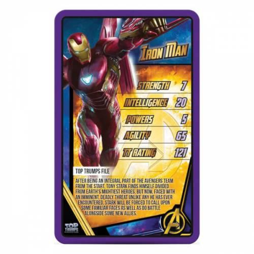 Top Trumps Avengers Infinity War