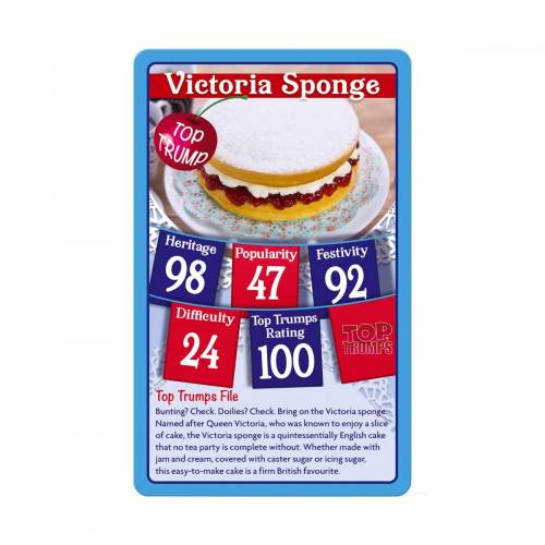 Top Trumps Great British Bakes
