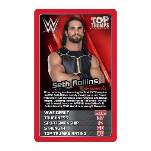 Top Trumps WWE