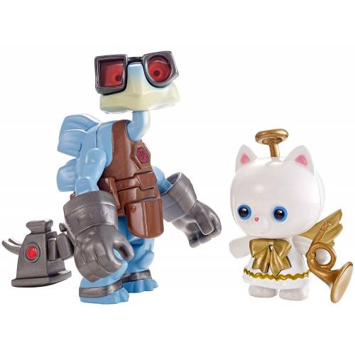 Toy Story - Raygon & Angel Kitty