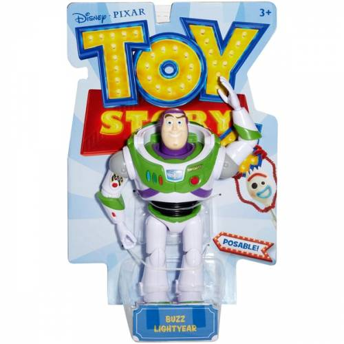 Toy Story 4 Posable Action Figure - Buzz Lightyear