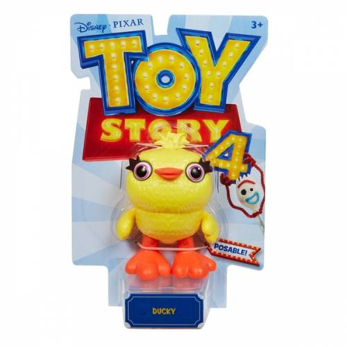 Toy Story 4 Posable Action Figure - Ducky