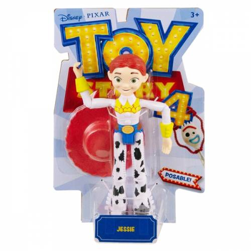 Toy Story 4 Posable Action Figure - Jessie