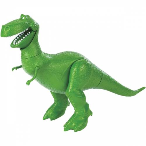 Toy Story 4 Posable Action Figure - Rex