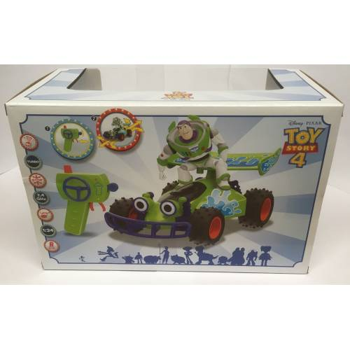 Toy Story 4 RC Turbo Buggy with Buzz Lightyear