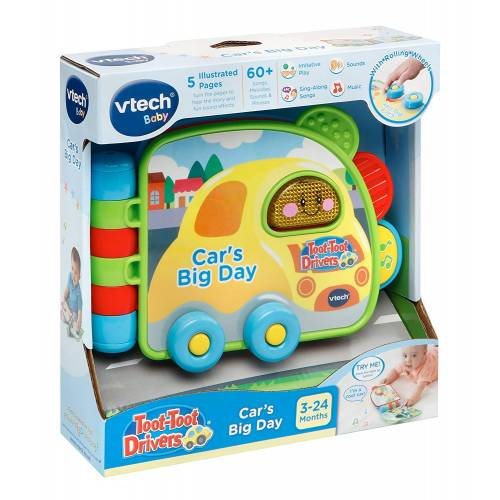 Vtech Toot-Toot Drivers Car's Big Day