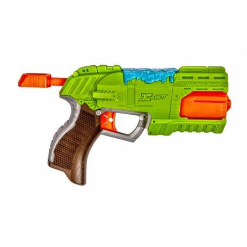 Zuru X-Shot Bug Attack Rapid Fire Blaster